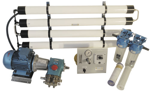 dissalatore per yacht / per nave / a osmosi inversa / 230 V