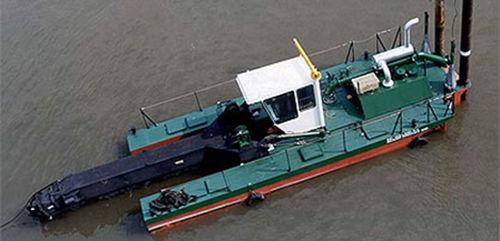 nave speciale draga / costiera