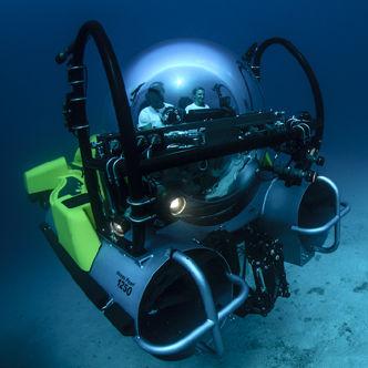 sottomarino privato