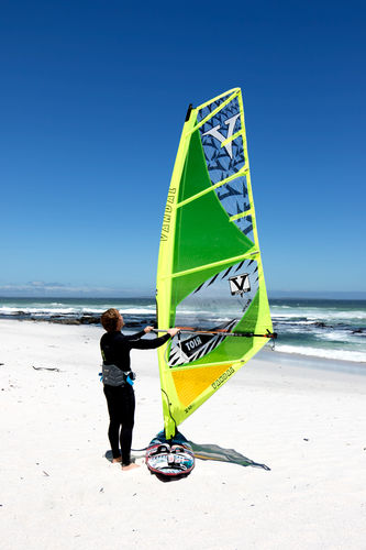 vela da windsurf wave - Vandal sails
