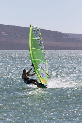 vela da windsurf da freeride