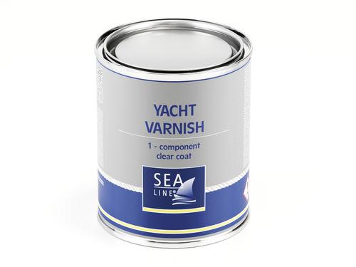 vernice trasparente per barca