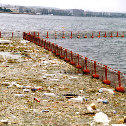 barriera antinquinamento