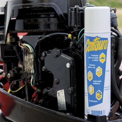 lubrificante in spray