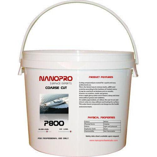 detergente multisuperficie / per barca / con nanoparticelle
