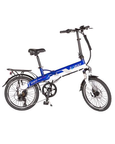 bicicletta pieghevole elettrica / per barca