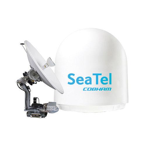 antenna TV / satellite / Ku-band / per barca