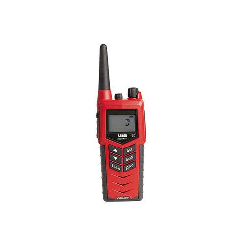 radio marina / portatile / UHF