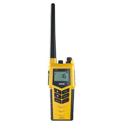 radio marina / portatile / VHF / GMDSS