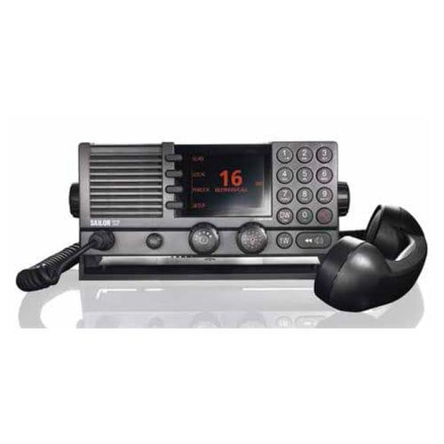 radio per barca / fissa / VHF / IPX6
