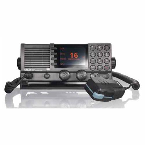 radio per barca / fissa / VHF / IPX8