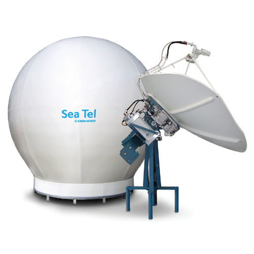 antenna TV / satellite / X-band / per barca