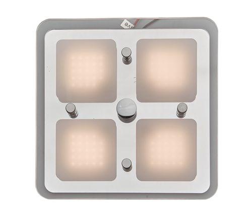 lampada per interni / per barca / LED / in alluminio