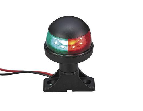 luce di navigazione bicolore