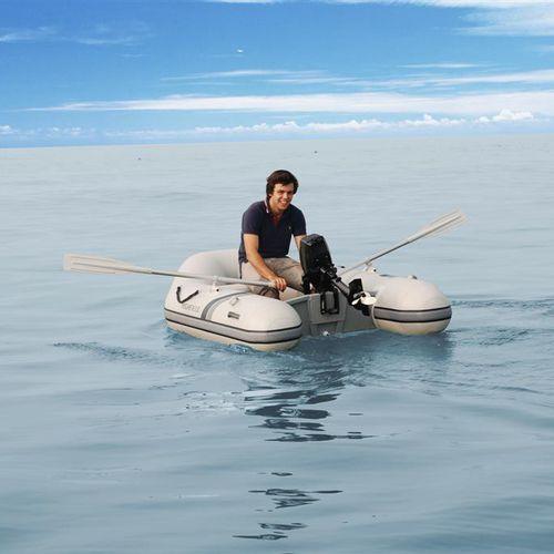 gommone fuoribordo / pieghevole / tender per super-yacht / con 2 posti