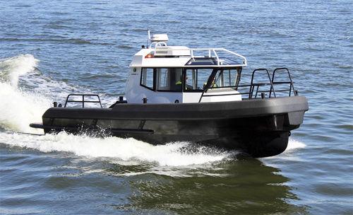 barca professionale imbarcazione di servizio - Stormer Marine B.V.