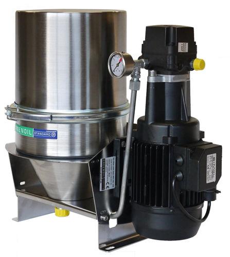 filtro separatore olio/acqua