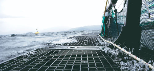 gabbia per pesci per acquacoltura
