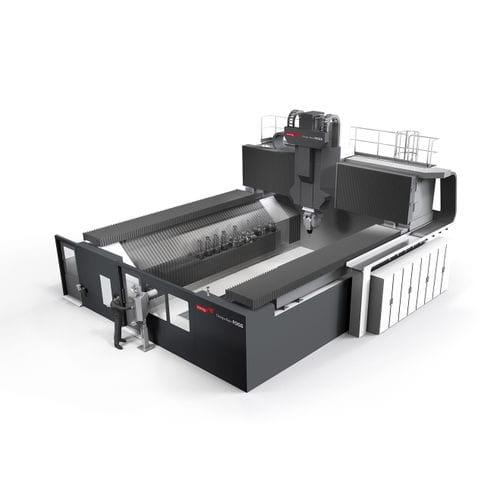 centro di lavoro CNC / verticale / ad alta velocità / di tornitura