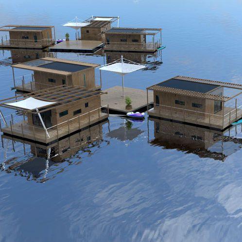 città galleggiante