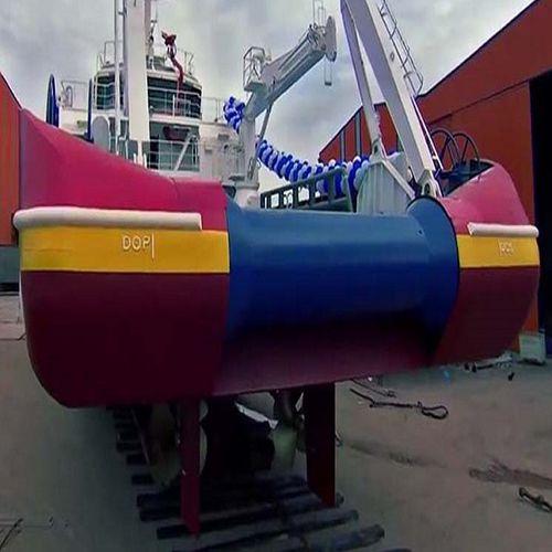rullo di poppa per nave