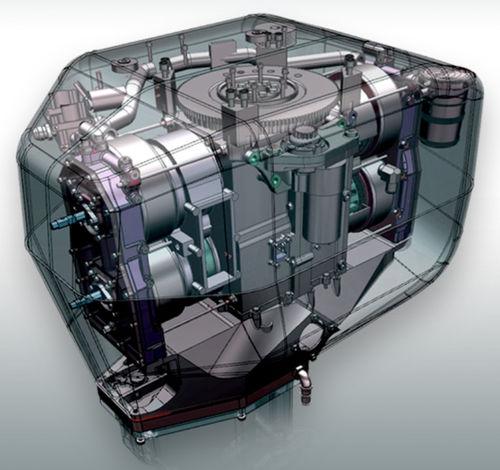 motore fuoribordo - Cox PowerTrain Ltd