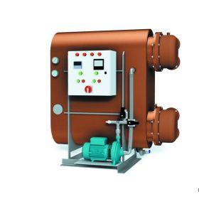 evaporatore per nave