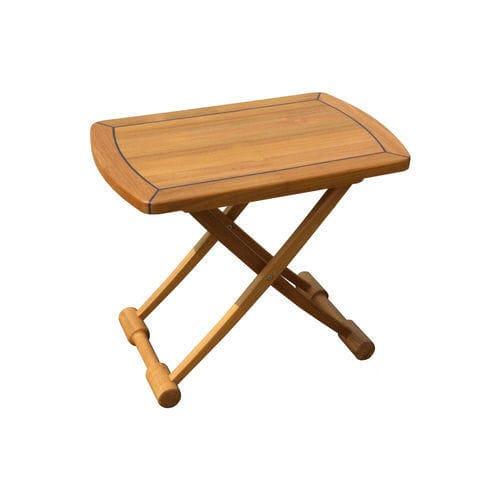 tavolo per pozzetto pieghevole