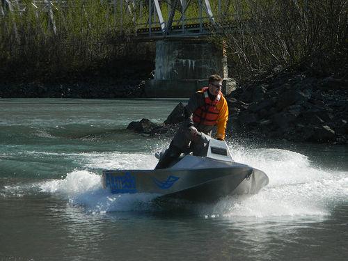 moto d'acqua 1 posto