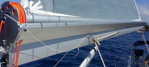 boma per sailing yacht / per deriva / per barca a vela / avvolgitore