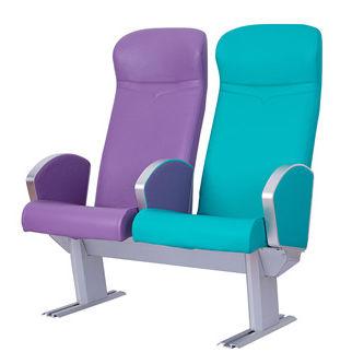 sedile per nave passeggeri / per yacht / con braccioli / con schienale reclinabile
