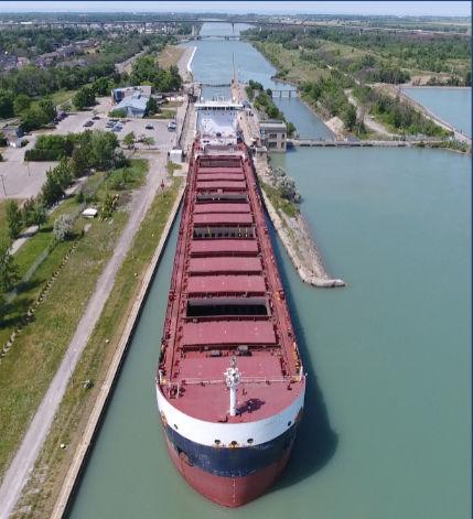 copertura per boccaporto per nave cargo / scorrevole