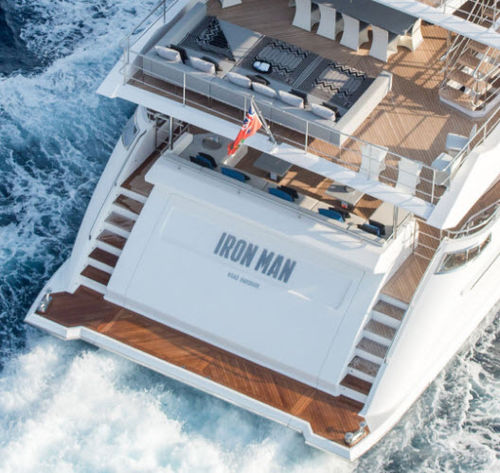 lettera di yacht