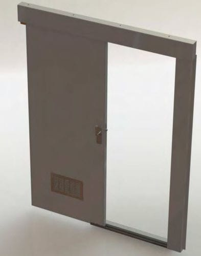 porta per nave / scorrevole / B15 / in acciaio inossidabile