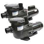 pompa per acquacoltura / di trasferimento / ad acqua / elettrica