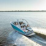 runabout entrobordo / con dual console / bow-rider / da wakeboard