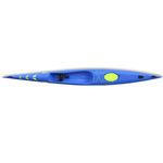 kayak sit-on-top / rigido / surf / 1 posto