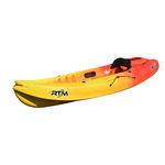 kayak sit-on-top / rigido / da turismo / surf