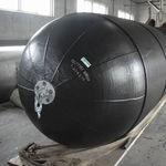 parabordi per porto / per banchina / cilindrico / gonfiabile