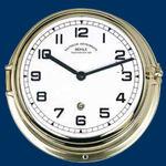 orologio da mare in ottone