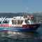 barca di supporto per immersioni