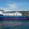 barca professionale barca di trasporto logistico / entrobordo / diesel / in alluminio