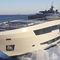 super-yacht da crociera / tradizionale / con fly / GRP