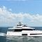 motor-yacht da crociera / con fly / dislocante / con 3 cabine