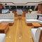 super-yacht da pesca sportiva / con fly / in composito / dislocante
