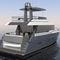 motor-yacht da crociera / con fly / con scafo dislocante / con 3 cabine