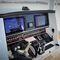 barca open fuoribordo / trimotore / con console centrale / open