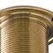 tubo passascafo per barche in bronzo