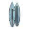 tavola da kitesurf direzionale / surf / wave / tri fin