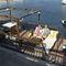 pontoon boat fuoribordo / elettrico / tri-tube / da pesca sportiva